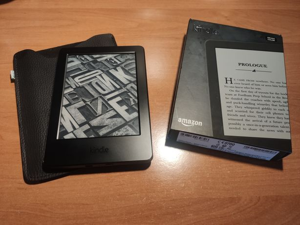 Amazon Kindle Touch 7 - bez reklam stan bdb + pokrowiec