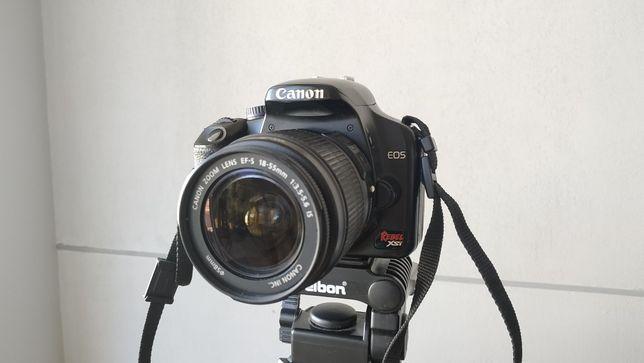 Canon 450D (Rebel XSi) 2 obiektywy + ZESTAW ;)