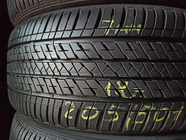 Летние шины 205/50 17 Bridgestone Ecopia EP422 plus 7mm 2018 год