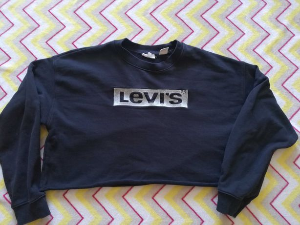 Bluza crop top Levi's r.L