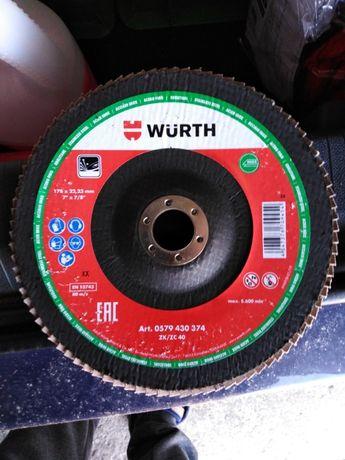 tarcza Wurth do szlifowania 178 mm