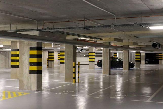 Podwójne miejsce garażowe w hali - Poznań, Oś. Nowych Kosmonautów