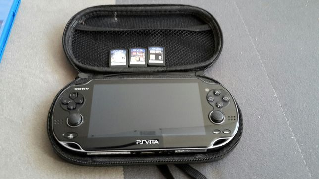 Ps vita 3 gry playstation
