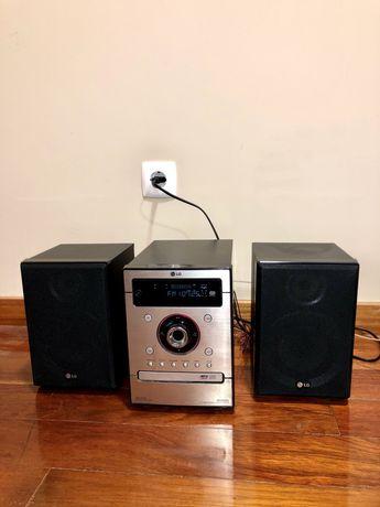 Aparelhagem de som LG Micro Hi-fi System