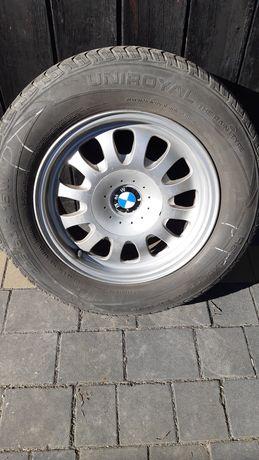 Felgi BMW e39 z oponami