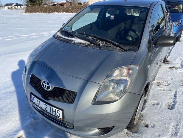 Toyota yaris LPG