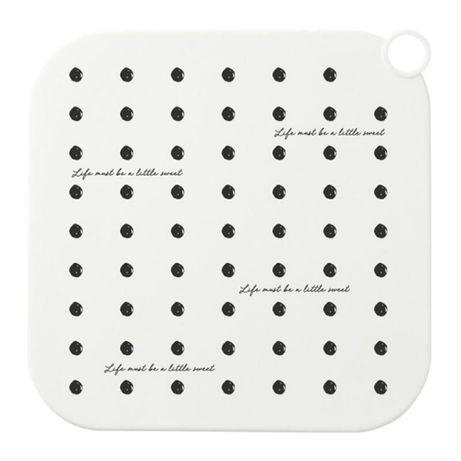 Затычка заглушка пробка коврик для слива в ванную раковину канализацию