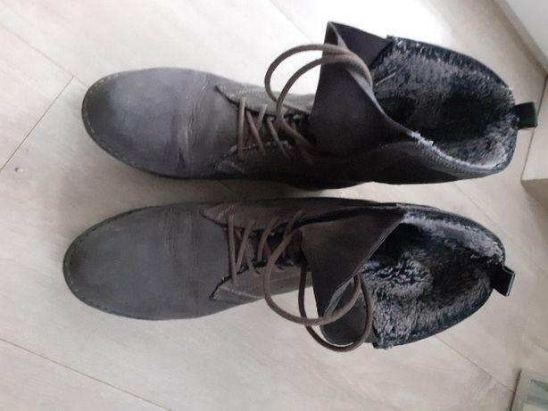 buty zimowe damskie rozmiar 38