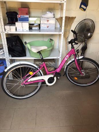 Велосипед для девочек 24 колеса торг