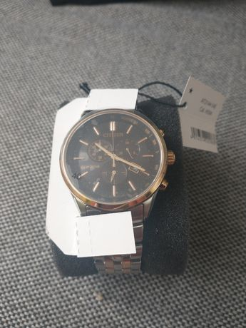 Citizen AT2144-54E Szafir Eco-Drive JDM Made in Japan Nowy