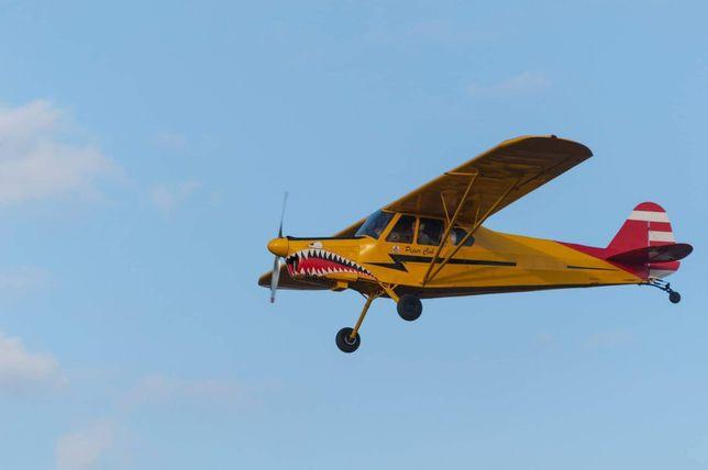 Продам самолёт Piper cub