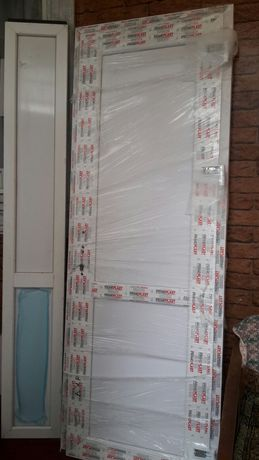 Входная дверь пластиковая Primeplast
