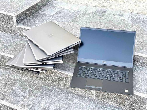 Dell Precision 7750 / 17.3 / i9-10885H / 64 DDR4 / Quadro RTX 4000 8Gb