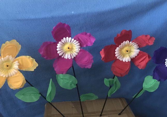 Wiatrak - kwiatek