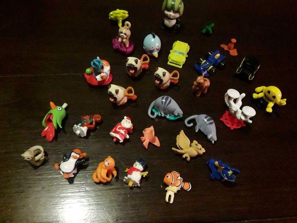 Zabawki kinder niespodzianki