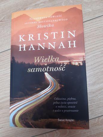 STAN IDEALNY Książka Wielka samotność (Kristin Hannah)