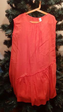 Sukienka Zara 164 ( 13-14 lat) koralowa