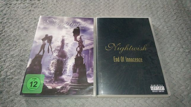 Nightwish - End of An Era + End of Innocence dvd(2).