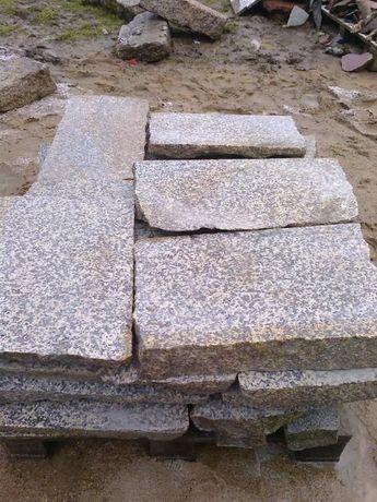 Kamień polny duże formaty gr.ok.7 cm/30/70cm !!!