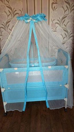 Продается детская кроватка Geoby 05TLY900 новая 12500 руб.