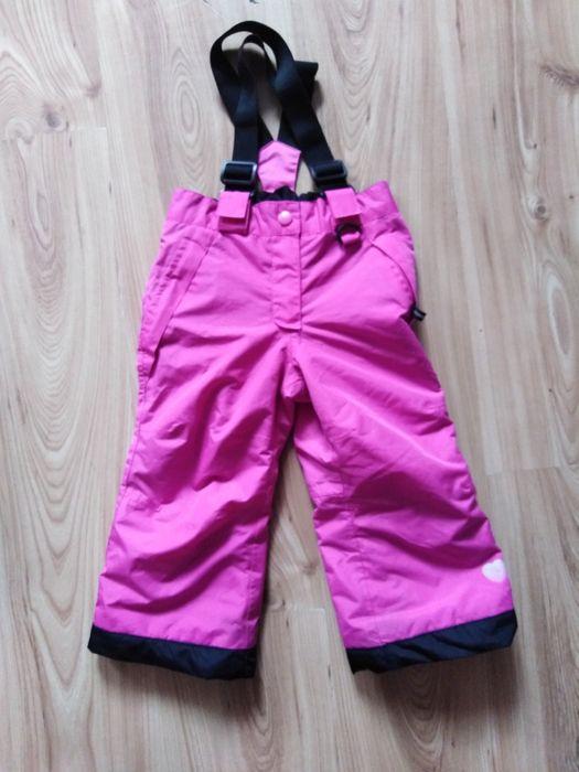 Spodnie dziewczęce r 86/92 Chojnów - image 1