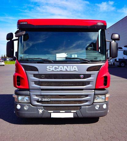 Scania P360 z 2014 roku w dobrym stanie
