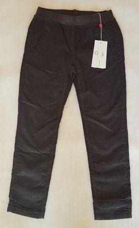 spodnie sztryks 128cm ovs nowe
