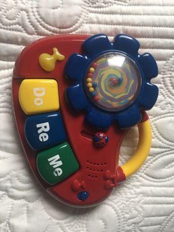 Simba zabawka interaktywna do re mi