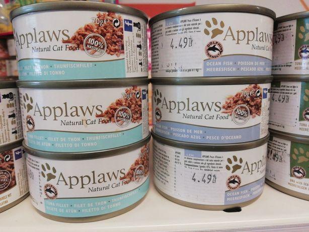 Applaws, puszka, mokra karma dla kota, różne rodzaje, różne smaki