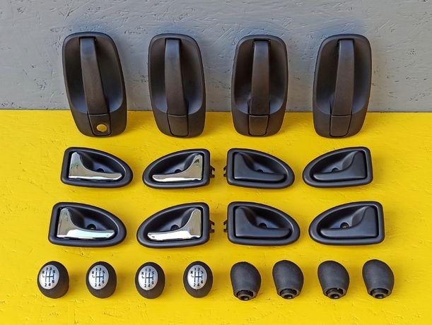 Ручка Ручки на Renault Trafic Opel Vivaro Рено Трафик Опель Виваро