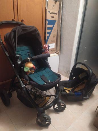 Carrinho bebê (trio) BE cool slide