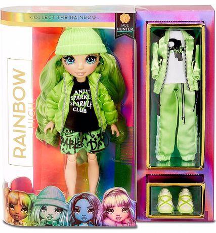Кукла Rainbow High Jade Hunter. Poopsie rainbow