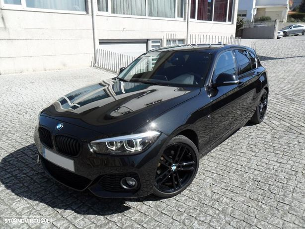 BMW 116 d Pack M Shadow