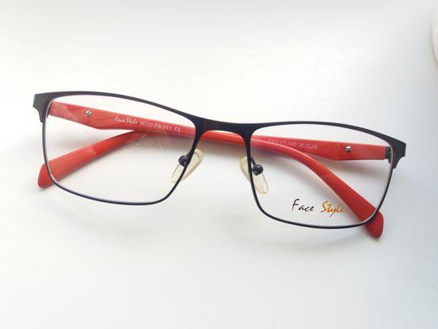 Nowe, nieużywane oprawki okularów (cena z wysyłką) czerwone, sexy, sty