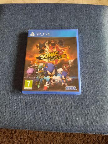Sonic Forces Novo - jogo Playstation 4 (PS4)