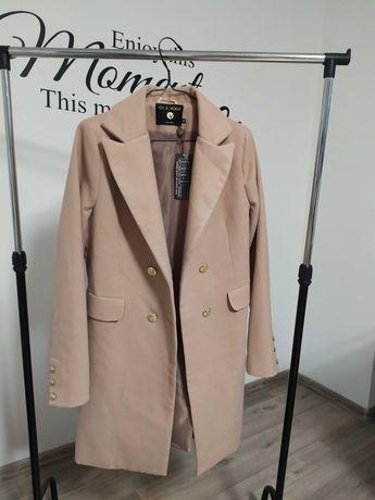 Пальто, кашемір, розмір 38 (М)