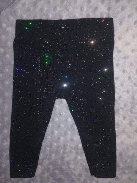 Leginsy spodnie rozmiar 68