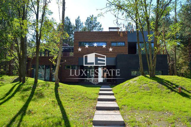 LuxEstate продажа стильного дома в коттеджном городке Good Life Park