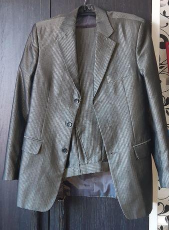 костюм брюки пиджак рубашка
