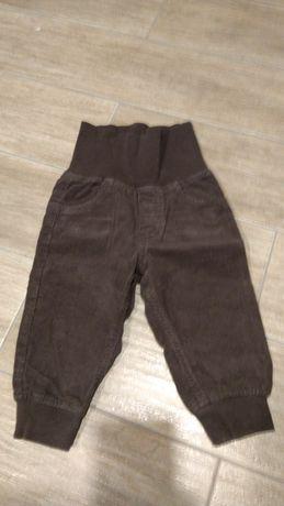 Spodnie h&m rozmiar 74