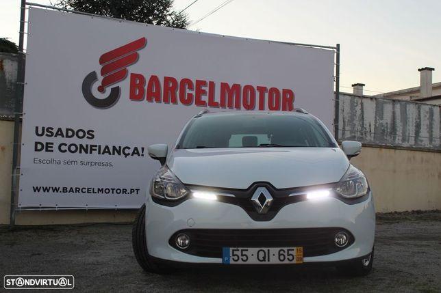 Renault Clio Sport Tourer DYNAMIQUE S