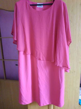 Sukienka nowa,szyta przez krawcową