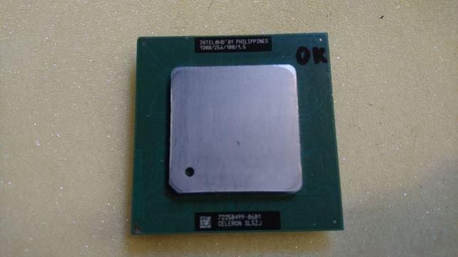 Pentium III (3) Tualatin 1133, Celeron 1300, Celeron 1000 Tualatiny