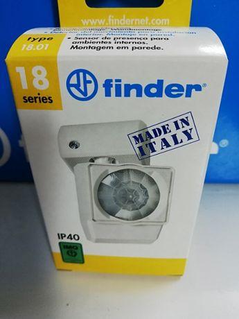Detetor de movimento Finder IP40