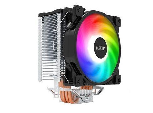 Кулер, башня PcCooler GI-X4S --- 145W (Intel/AMD)