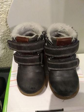 Buty zimowe ocieplane 22
