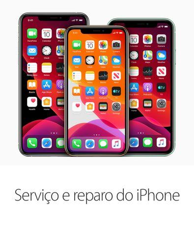 Serviço reparação de iPhones e todas as outras marcas , ecrãs etc