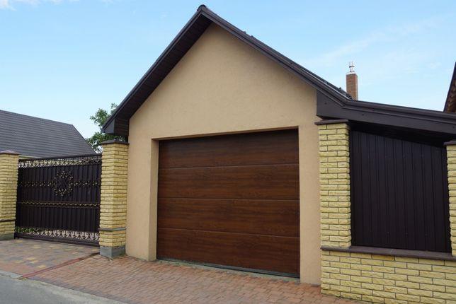 Producent Brama garażowa segmentowa Bramy garażowe przemysłowe4*2,02