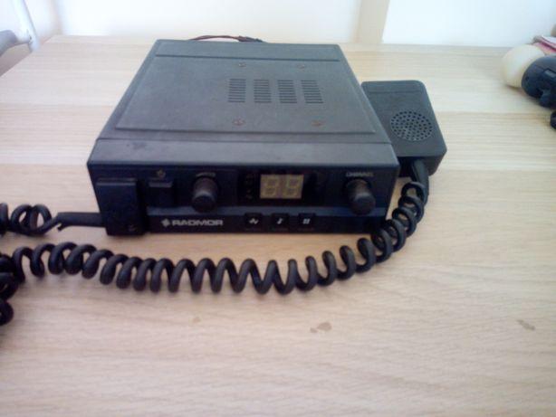 Radiotelefon Radmor typ 3055CS kompletny sprawny