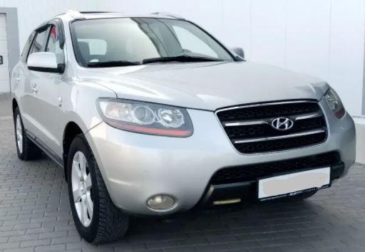 Разборка Hyundai Santa Fe II 2 (2006-2012)